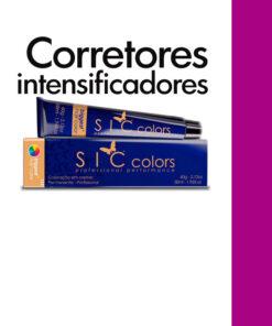 Corretores / Intensificadores